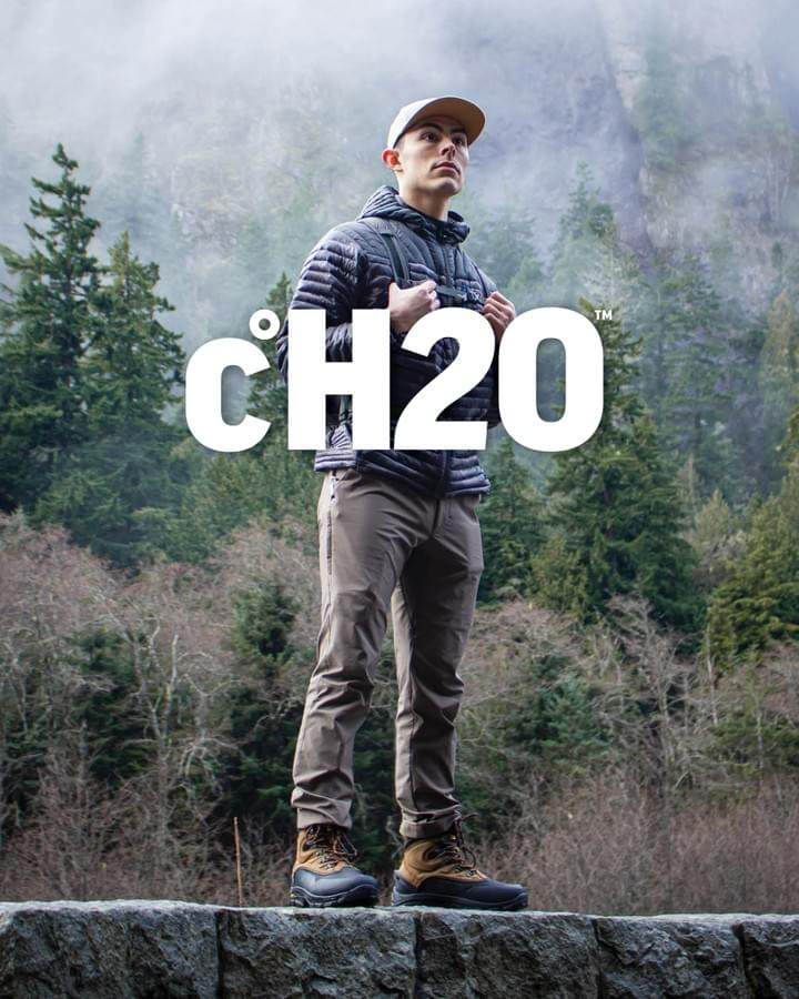 CH2O Boots Washington Shoe