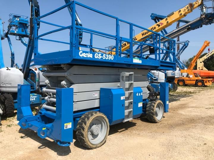 Genie GS-5390, Sold to Rental Fleet