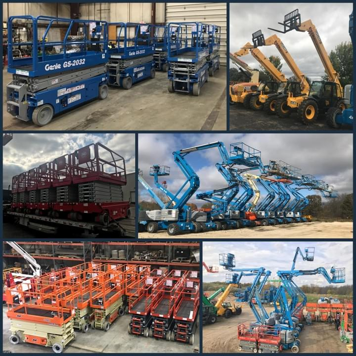 Stack Equipment has a wide variety of revenue-producing equipment