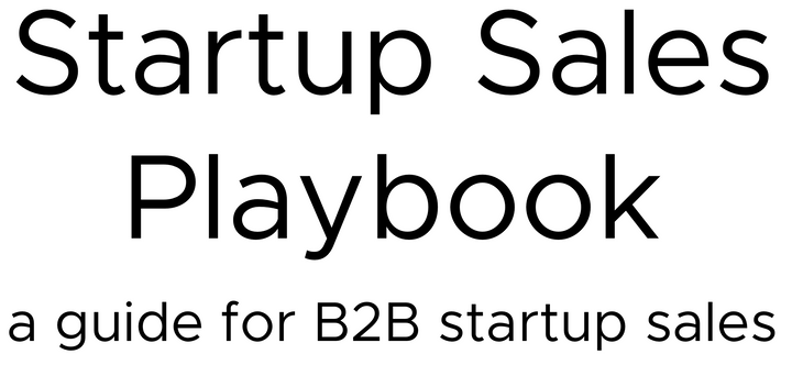 Playbook for FOunder Sales by Greg Twemlow