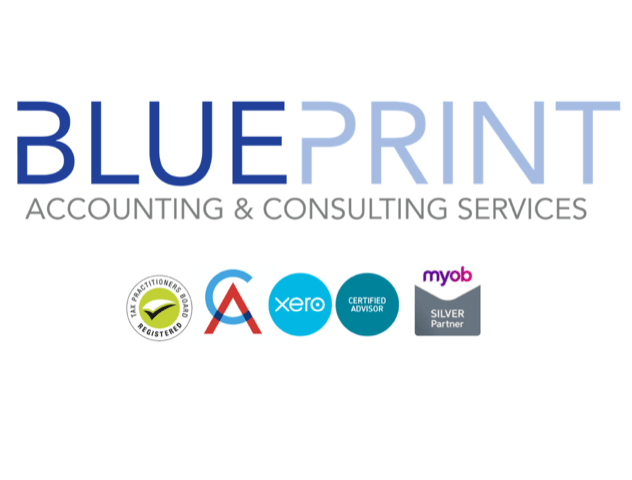 logo of Blueprint Accounting and Consulting