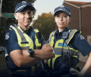 Charter for Australia police forces