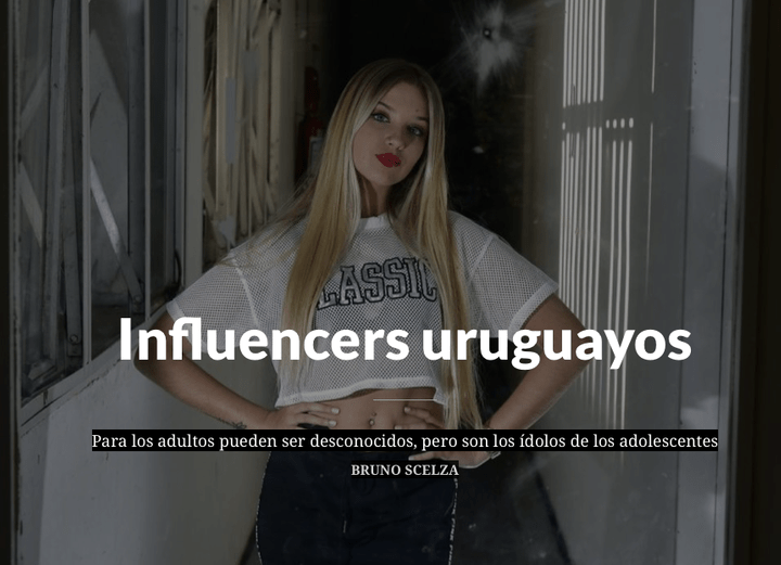 CVR BUZZ MARKETING INFLUENCIADORES Uruguay