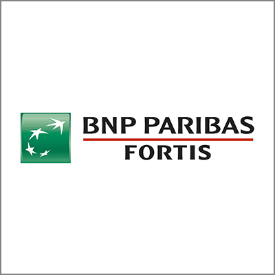BNP Paribas Fortis,  happy customer of Digitaly