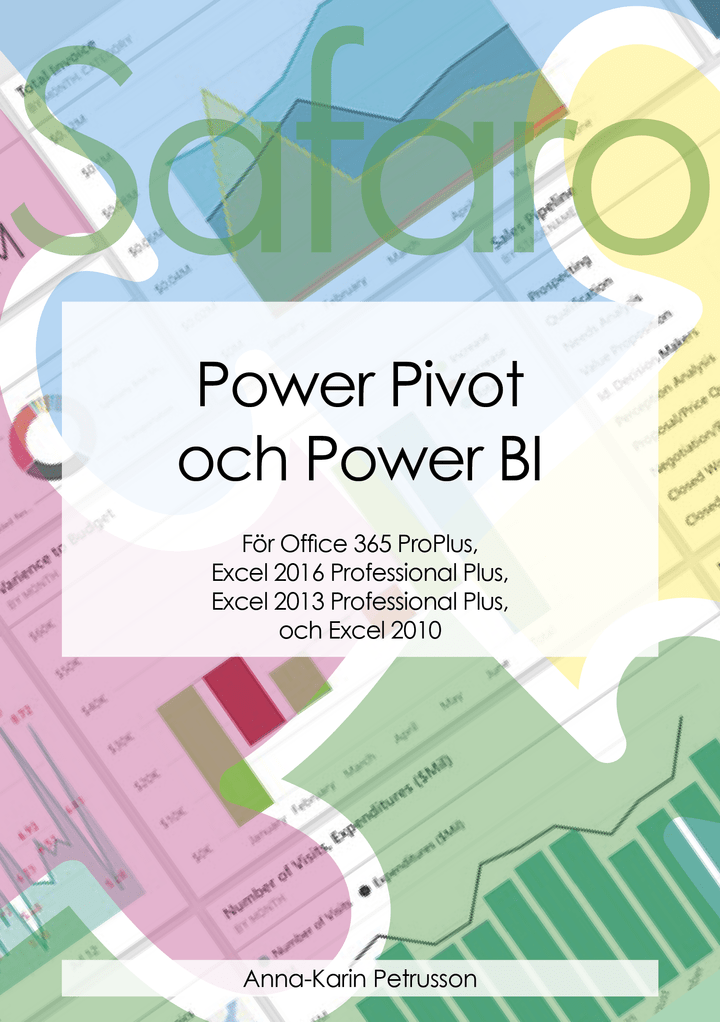 Kursbok Power Pivot och Power BI