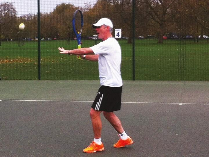 Julian Cousins Tennis Coaching