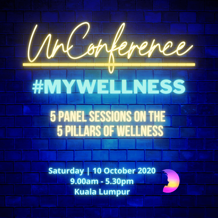 HRS UnCoference #mywellness