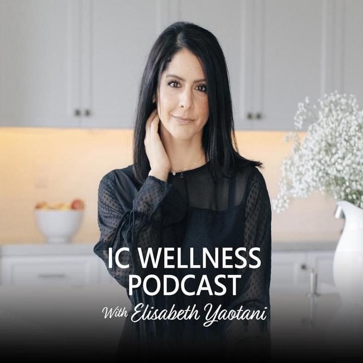 Elisaberh Yaotani: IC Wellness Podcast Icon