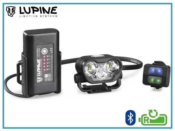 lupine blika, lampe frontale lupine,  lampe frontale ultra-puissante, lampe frontale rechargeable, lampe frontale vélo, lampe frontale VTT, lampe frontale running, lampe frontale trail,