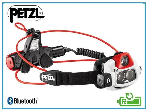 petzl nao + lampe frontale ultra-puissante, lampe frontale rechargeable, lampe frontale vélo, lampe frontale VTT, lampe frontale running, lampe frontale trail,