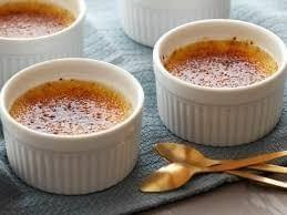 Lovely Seasonal Creme Brûlée