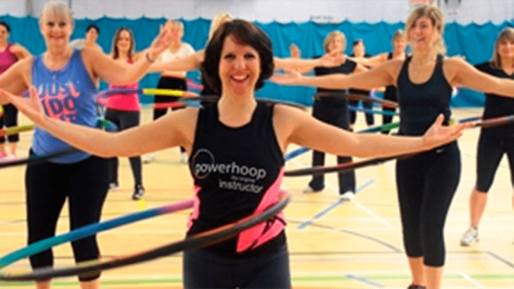 Powerhoop Elma Robertson