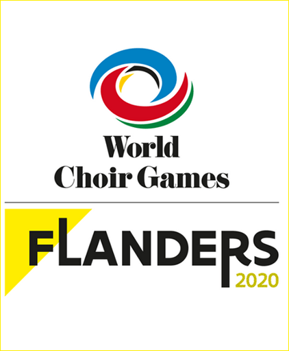 Logo - World Choir Games - Flanders 2020