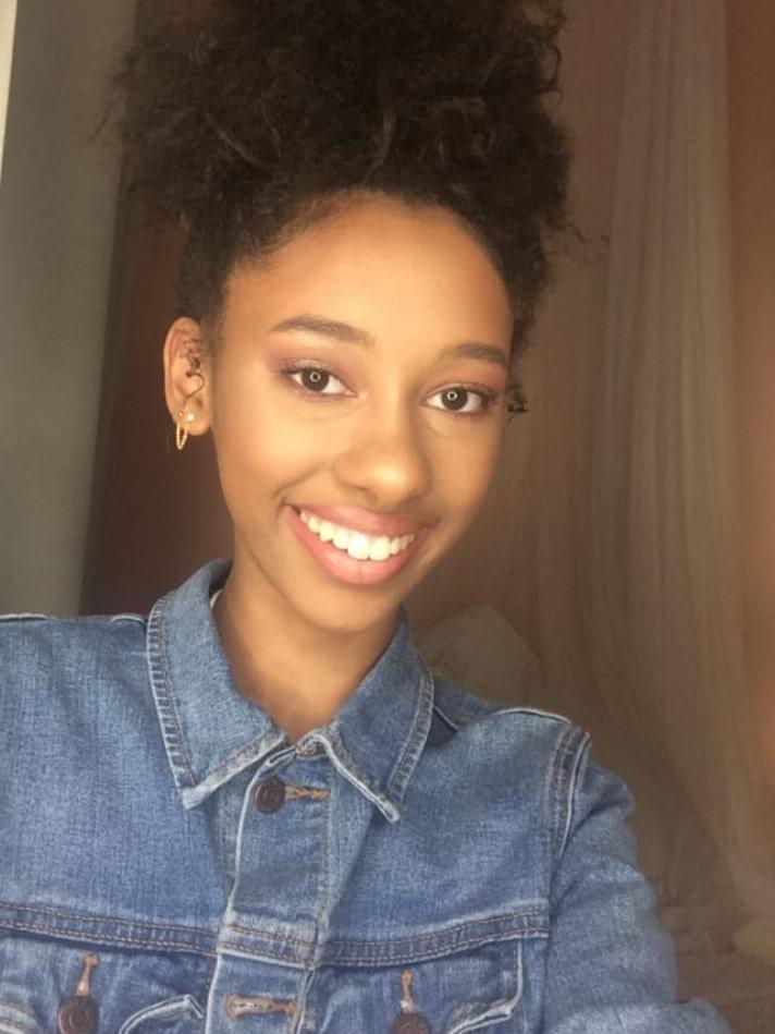 "Zaila Strayhorn is a 13 year old budding visual artist from Atlanta. She enjoys playing the drums and the saxophone and watching ""America's Next Top Model""!"