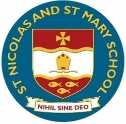 St Nicolas and St Mary CE Primary school logo