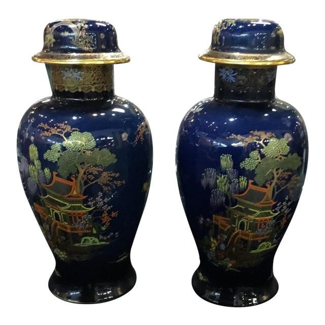 Carleton Ware Urns Dallas Texas
