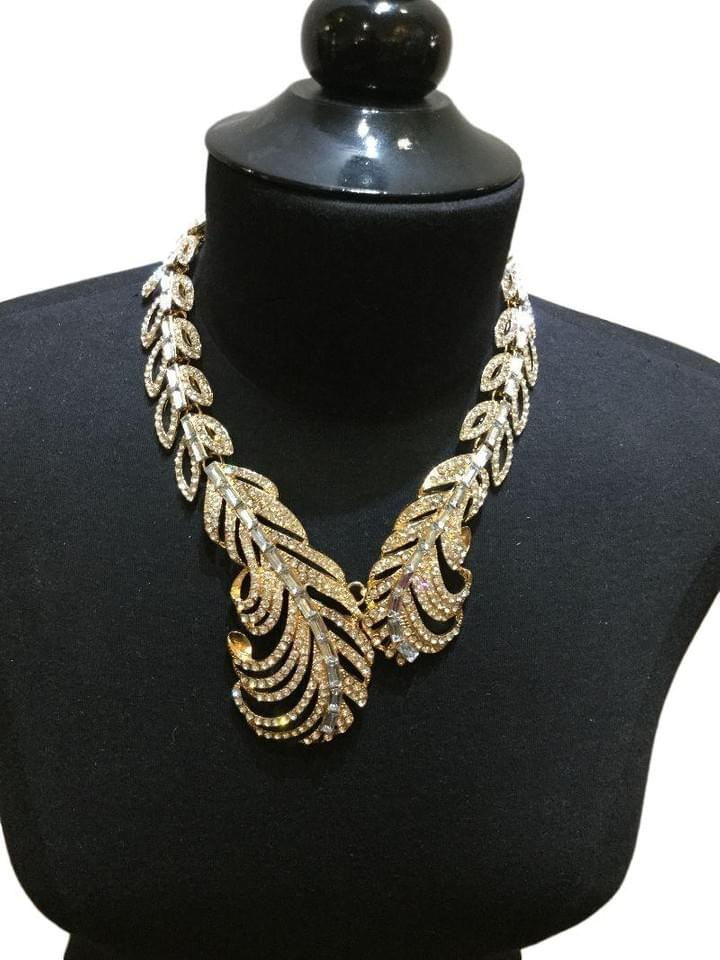 Oscar de la Renta Necklace Dallas TX