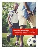 Father and Son playing soccer, Transamerica add