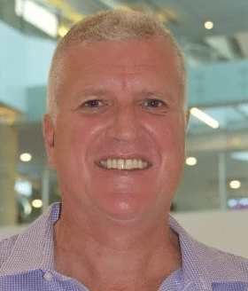 Paul Edwards, Senior Director, End to End Logistics  Asia, Middle East, Africa  Coty Group
