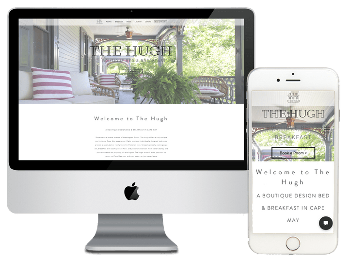 website design cape may