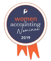 Top Women in Accounting Nominee - 2019
