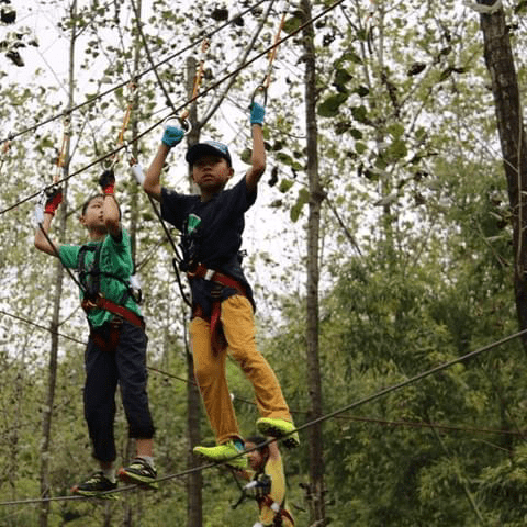 Resilience, outdoor education china, school trips, CAS, IB, adventure, chinese culture,