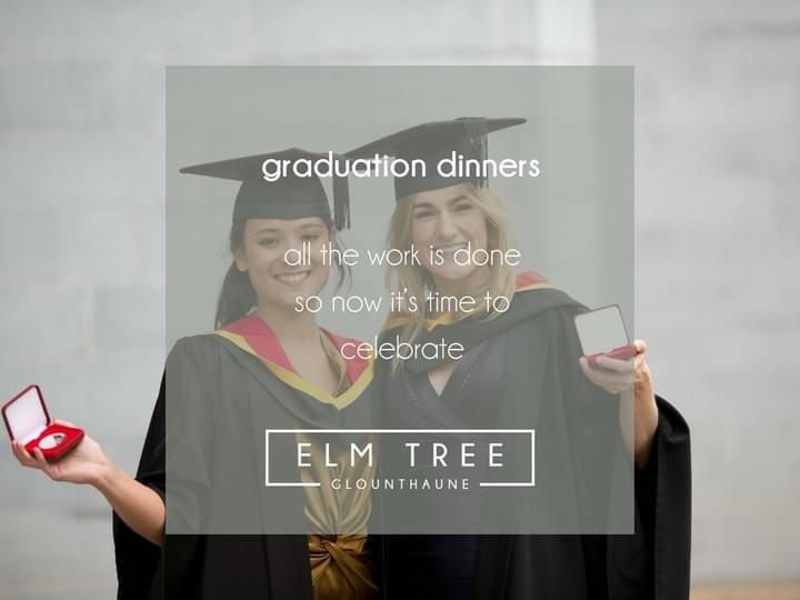 graduation east cork restaurant