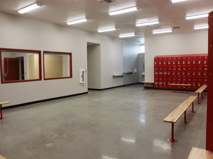 top-electricians-Lighting-retrofit-executive-electric-industrial-construction-services-modesto-executive-electric-commercial-and-industrial-construction-services-commercial-electrical-press-restaurant-modesto-ca-industrial-government-school-public-works-electrical-projects-gustine-high-school-locker-room