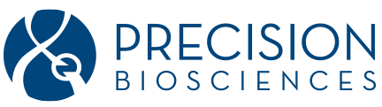 Precision Biosciences Logo