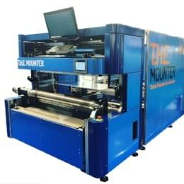 Full automatic plate mounter 4.0