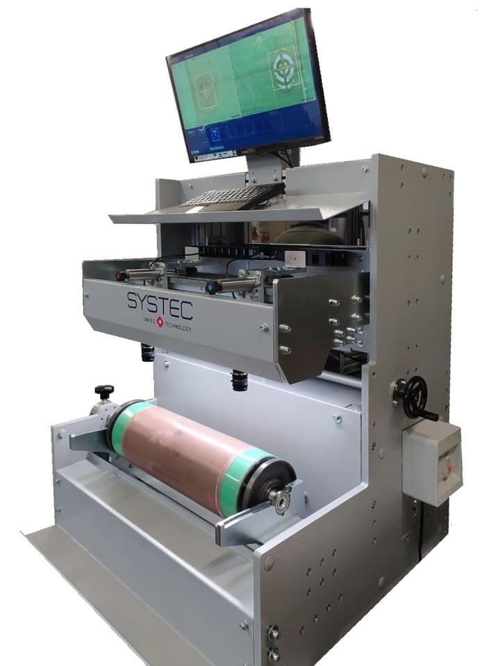 The plate mounters for NARROW WEB flexo