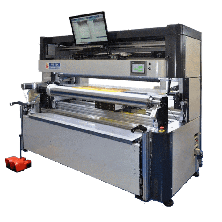 STAR-iTABLE, automatic plate mounter