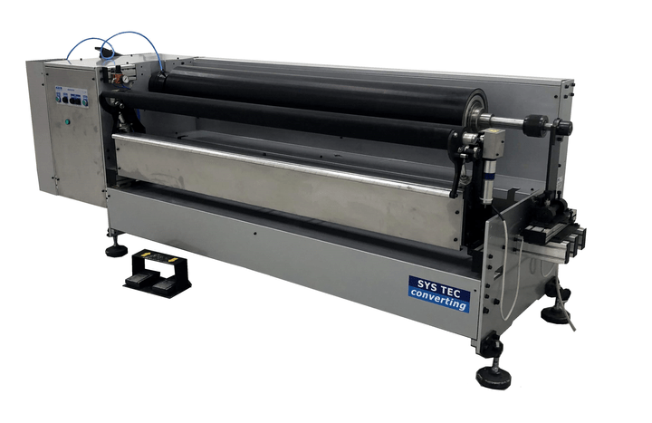 The plate mounters for WIDE WEB flexo