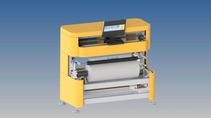 STAR-HD WITH I-TABLE: the semi automatic plate mounter