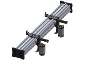 Rerofit kit for plate mounters