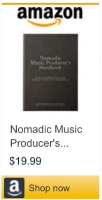Nomadic Music Producer's Handbook on Amazon - Audible Audiobook & Kindle eBook
