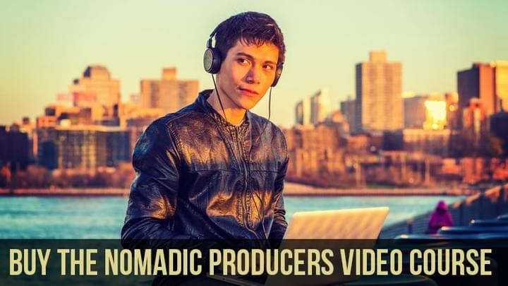 Nomadic Music Producer's Video Course on Udemy