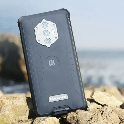 BV6600 Rugged Smartphone Singapore