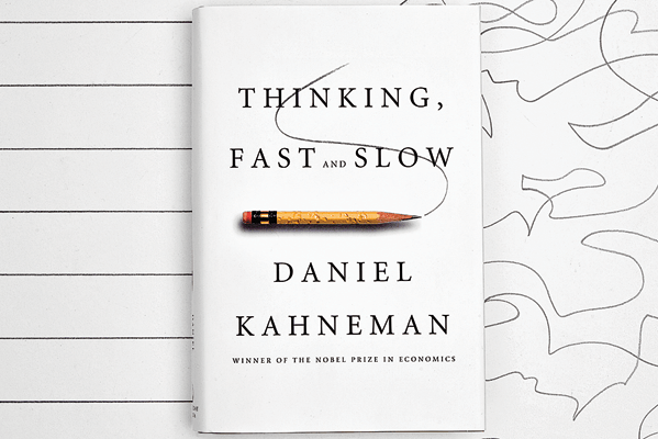 Cover thinking fast and slow