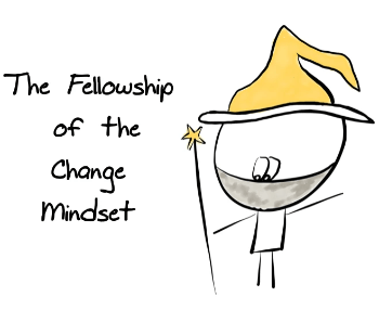 Screenshot fellowship of the change mindset