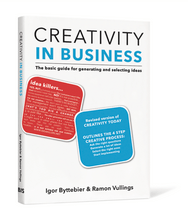 Cover creativity in business