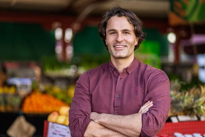 Alan Pyke-Nott Registered Nutritionist