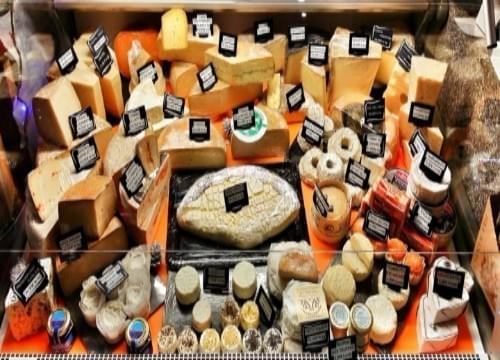 Cheese monger Key West