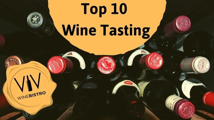 Top 10 wine tasting - Key West
