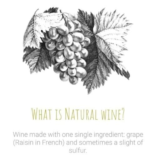 What is natural wine? It's a commitment