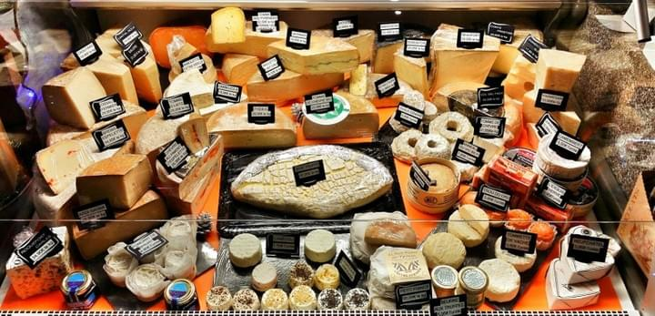 Cheese mongers Key West
