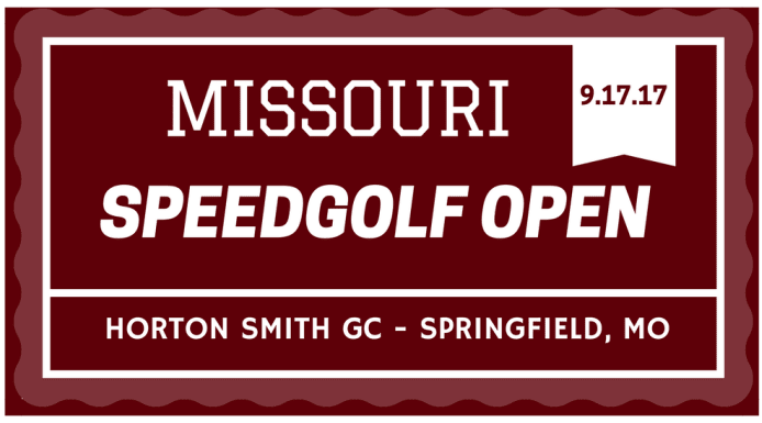 Missouri Speedgolf Open Speedgolf USA