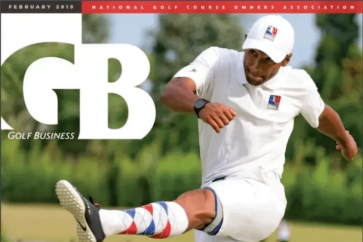 Golf Business Magazine