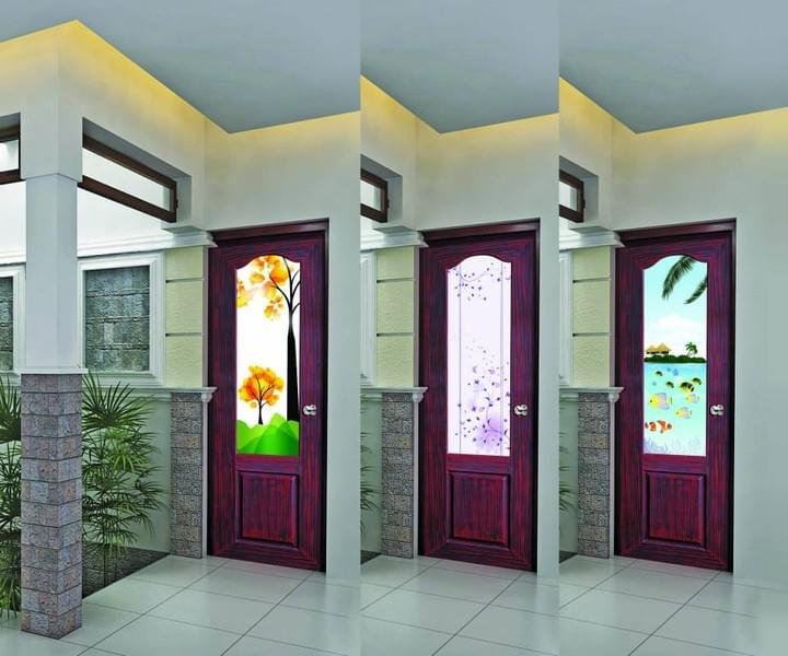 FRP Doors with Glass. We manufacture FRP Doors, GRP Doors, Fibreglass components and Chemical Plant Equipment. Milgard Doors India.