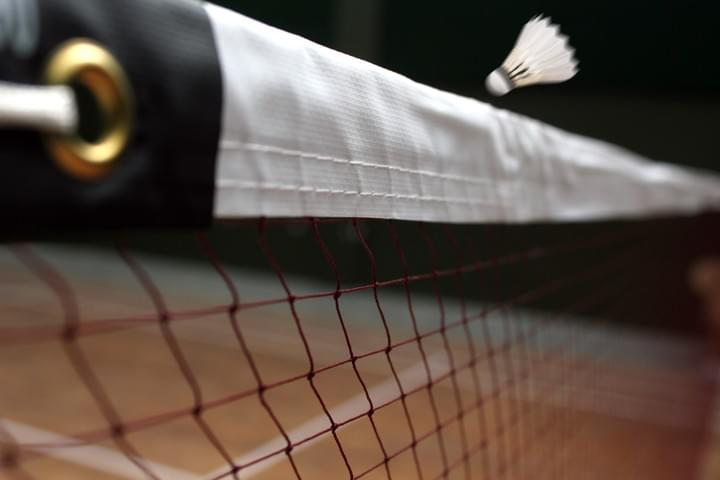 badminton court hire online booking